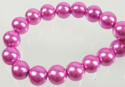 Glasparel 6 mm Fuchsia